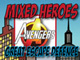 Mixed Heroes - Avengers