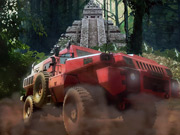 Monster Truck Jungle Challenge [Racing]