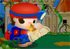 Mario Explore The Old Castle
