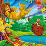 The Lion King-Hidden Objects