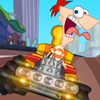Phineas And Ferb Crazy Track