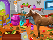 Clean up horse farm 2