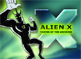 Ben 10 Alien force: Alien X-master of the Universe