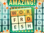 Amazing Word Fresh HTML5