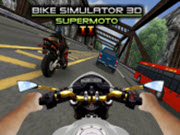 Bike Simulator 3D webGL