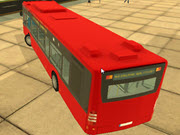 City Tour Bus Coach Driving Adventure webGL