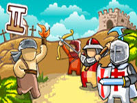 Crusader Defence: Level Pack 2 HTML5