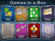 Game in a Box: The Puzzle Collection webGL