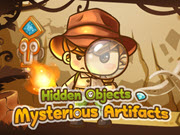 Hidden Object Mysterious Artifact HTML5