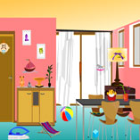 Hidden Objects Room-1