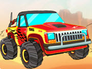 Monster Truck Madness HTML5
