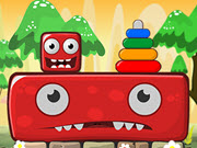Monsterland. Junior vs Senior [Deluxe] HTML5