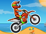Moto X3M Bike Race Game HTML5