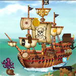 Pirateship Hidden Object