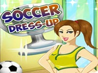 Soccer Dress Up HTML5