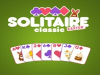 Solitaire Classic Easter HTML5