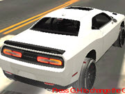 Top Speed Muscle Car webGL