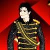 Michael Jackson Dress up