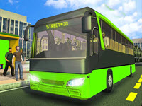 City Passenger Coach Bus Simulator
