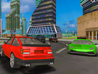 Drift Car City Driving