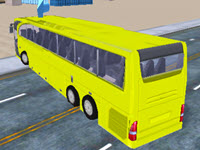 Driving Service Passenger Bus Transport
