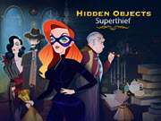 Hidden Objects : Superthief