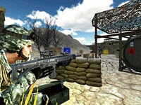 Modern Commando War: Counter Terrorist Shoot