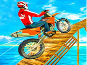 Offroad Real Stunts Bike Race