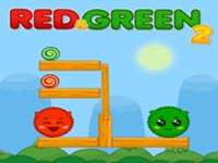 Red And Green 2 HTML5