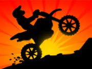 Sunset Bike Racer – 2D Motocross Racing